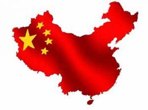Send pakke Kina