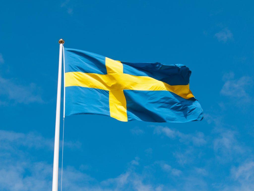 Sende pakker til Sverige