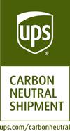 UPS CO2 neutral